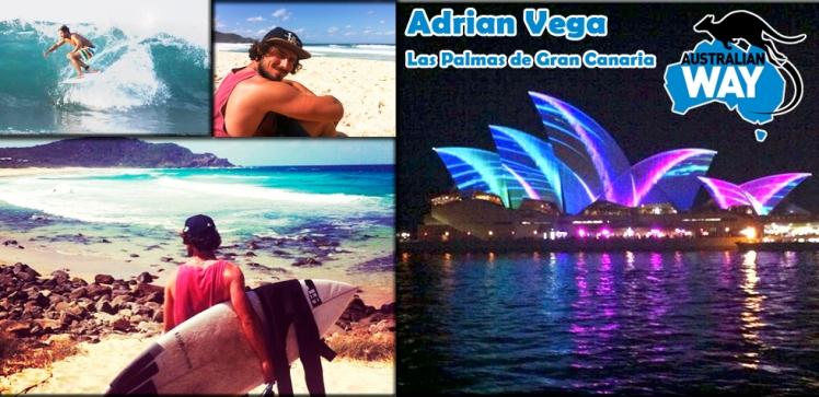 estudiantesenaustralia.es Australian Way Adrian Vega
