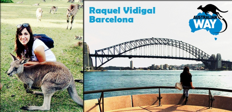 estudiantesenaustralia.es Australian Way Raquel Vidigal3