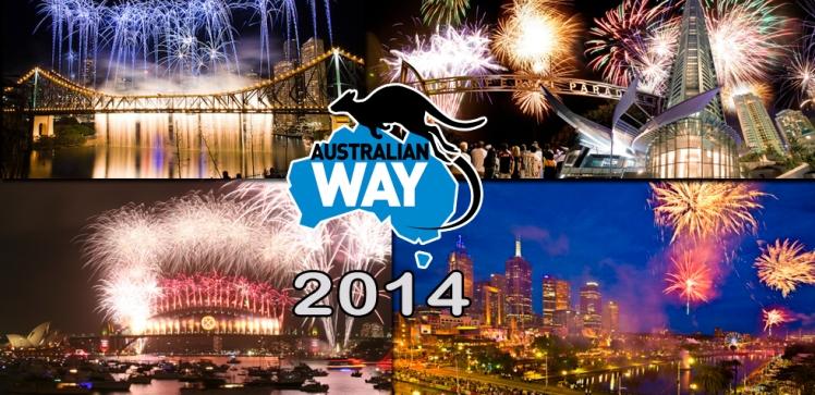 estudia en australia.australianway.es. new years eve. fireworks.sydney.brisbane.melbourne.perth.goldcoast
