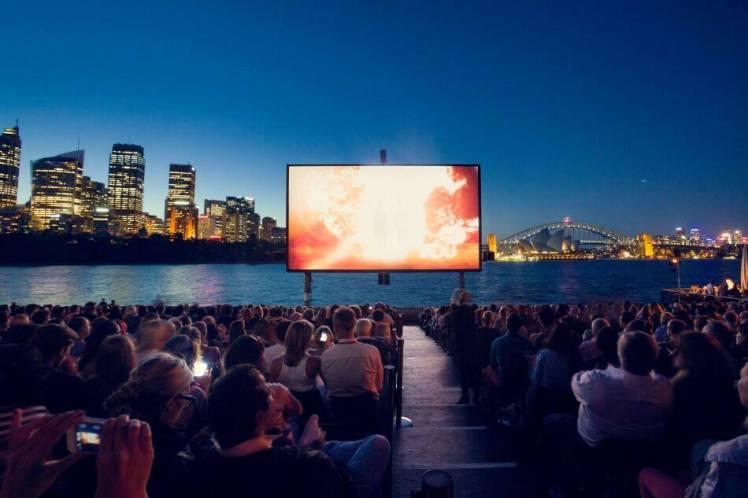 estudia en australia.australianway.es open Air cinema.2 estudiaenaustralia.es
