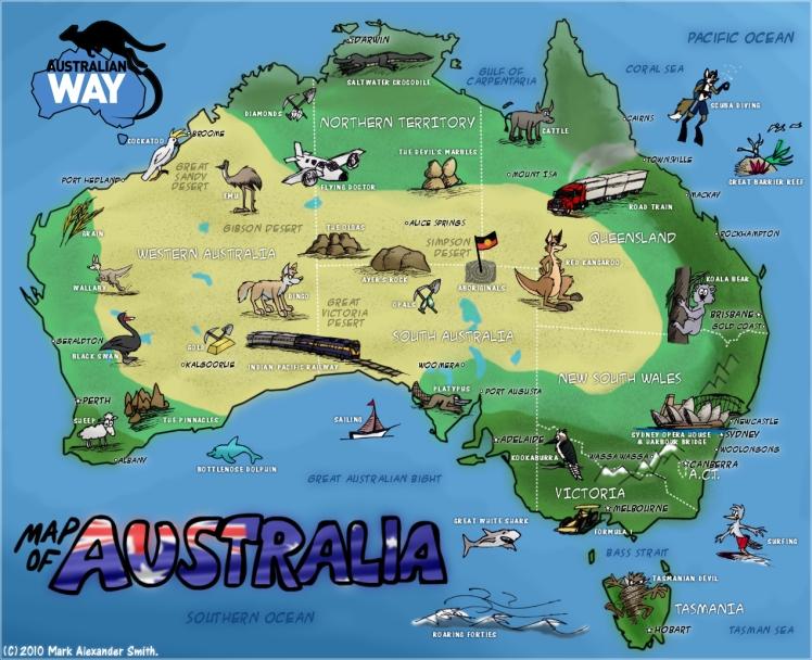 estudia en australia. australianway.es trabajaenaustralia
