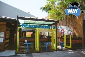 trabajo en australia Brisbane. estudia y trabaja en australia. australianway.es estudiaenaustralia.es beach burrito