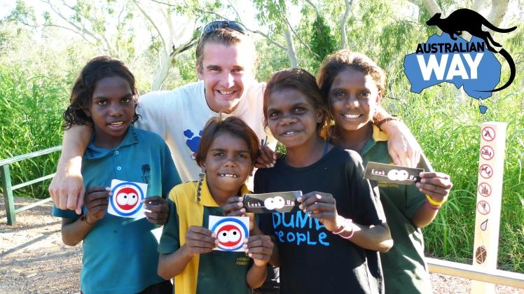 au pair en australia.Estudia en Australia Australian Way dia universal del niño2