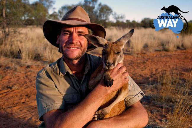 kangaroo dundee. estudia en australia. australian way.es estudiar y trabajar en australia. estudiaenaustralia.es