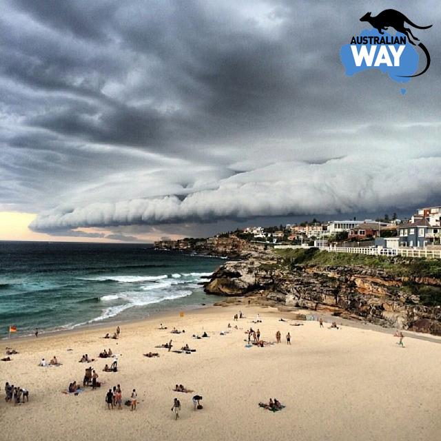 el fin del mundo. gran tormenta en Sydney. estudiar y trabajar en Australia. estudia en australia. australianway.es, estudiaenaustralia.es, sydney