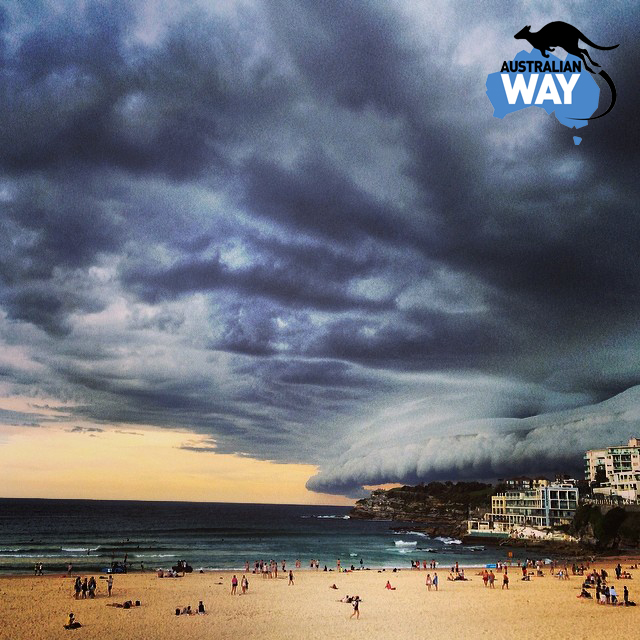 gran tormenta en Sydney. estudiar y trabajar en Australia. estudia en australia. australianway.es, estudiaenaustralia.es, sydney