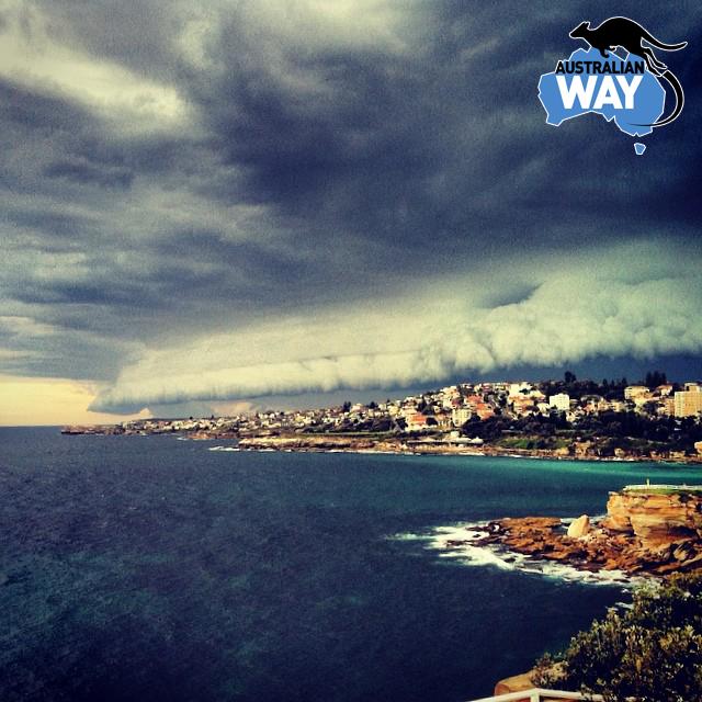 tormenta en Sydney. estudiar y trabajar en Australia. estudia en australia. australianway.es, estudiaenaustralia.es, sydney